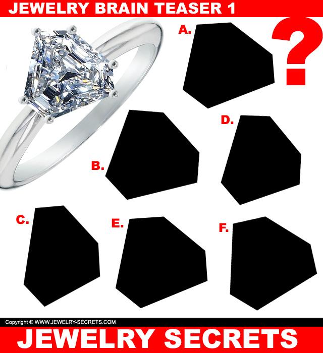 Jewelry Brain Teaser Puzzle 1