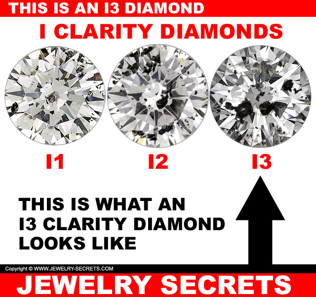 THIS IS NOT AN I3 DIAMOND! – Jewelry Secrets