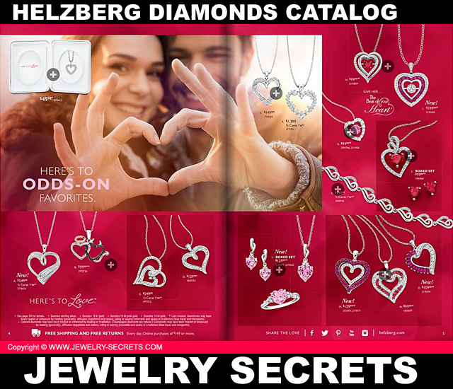 Jewelry Store S 2016 Valentine S Catalogs Jewelry Secrets