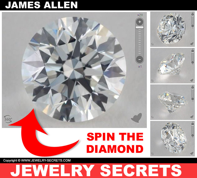 But James Allen's year existence was created by diamond and online retail connoisseurs with decades of expertise. And with the boom of millennial platforms, ten years is already legendary in the World Wide Web.