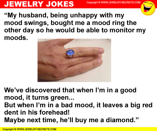 Jewelry Jokes Laughs Humor Memes 3