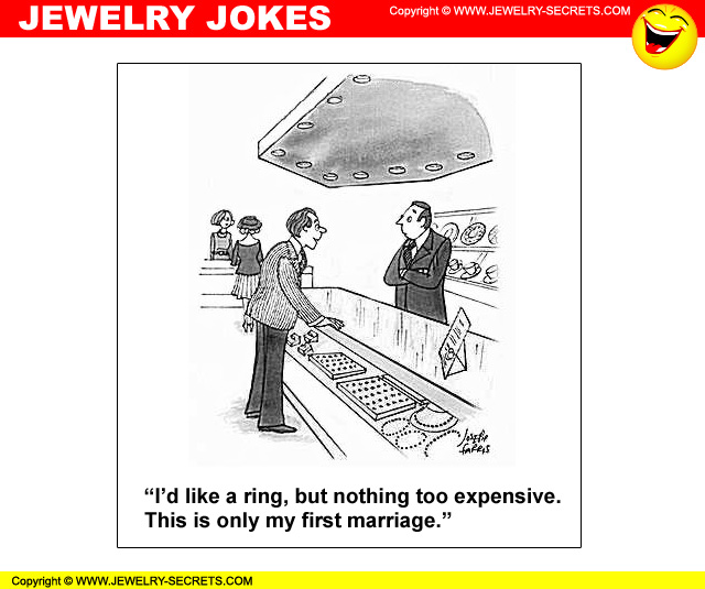 Jewelry Jokes Laughs Humor Memes 5