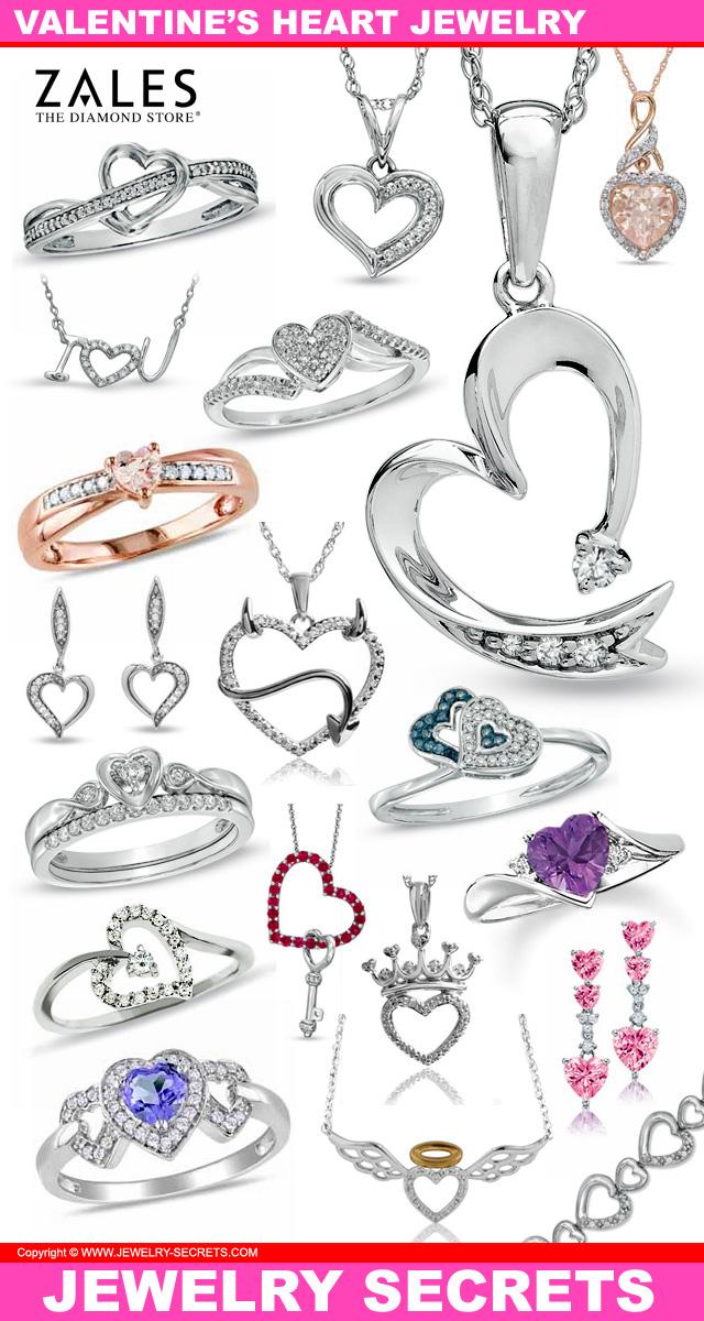I ️ Heart Jewelry Jewelry Secrets