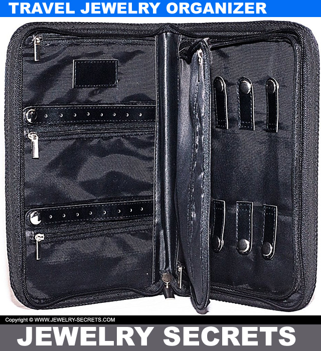 BEST TRAVEL JEWELRY ORGANIZER Jewelry Secrets