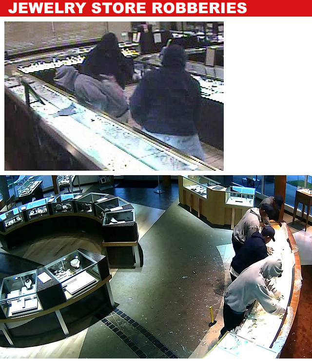 jewelry robberies terrifying jewelry store robberies jewelry secrets 6550