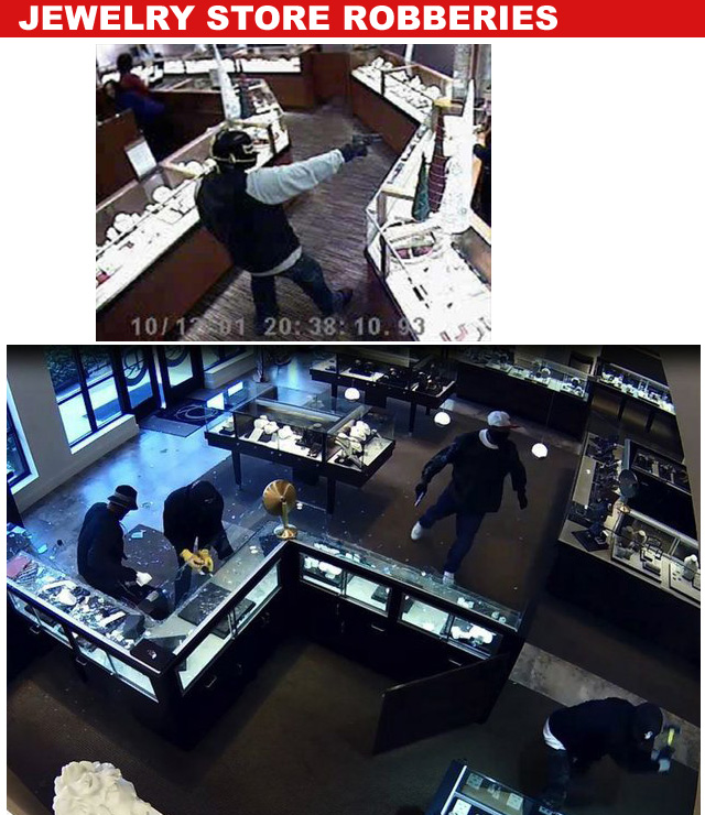 jewelry robberies terrifying jewelry store robberies jewelry secrets 8214