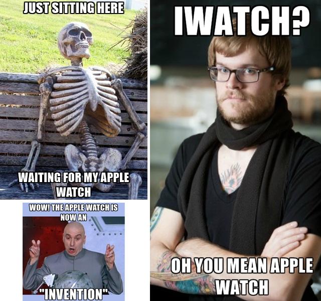Apple Watch Humor Memes Laughs