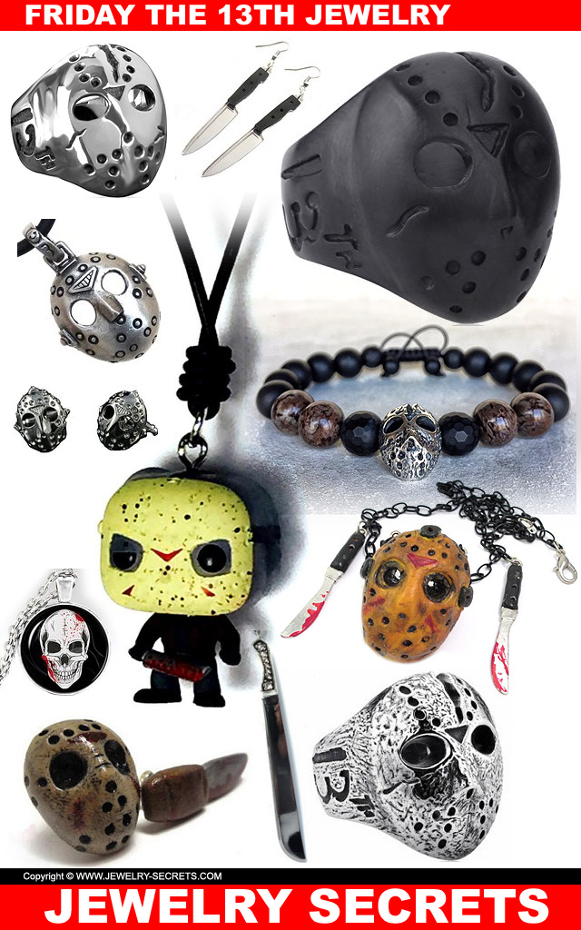 Friday The 13th Jewelry