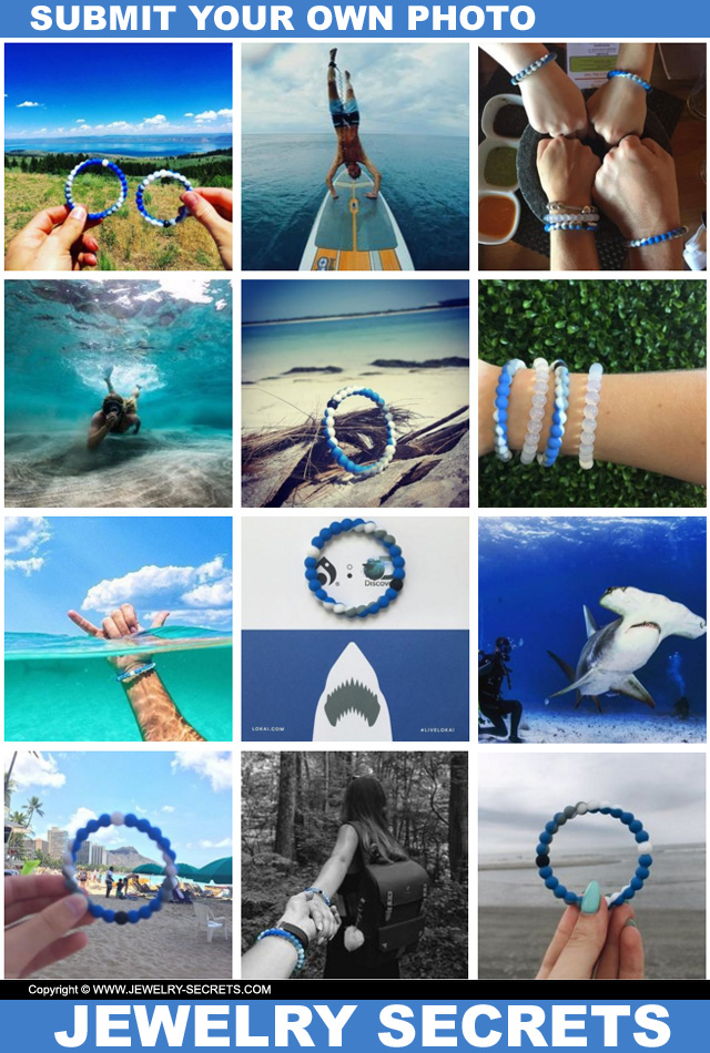 Lokai Oceana Charity Bracelet Submit Your Photo