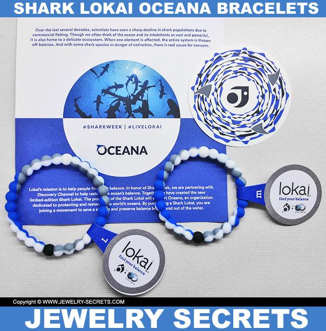 Shark Lokai Bracelets