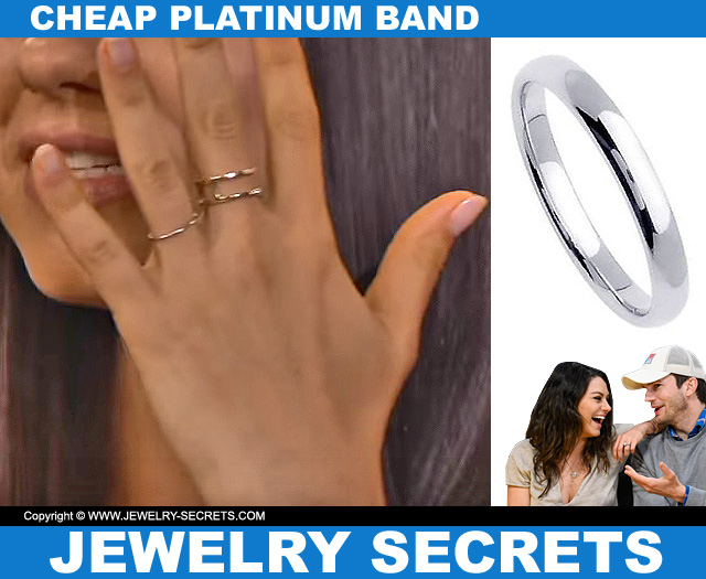 MILA AND ASHTONS CHEAP WEDDING BANDS Jewelry Secrets