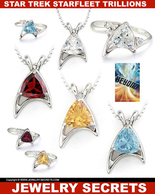 Star Trek Starfleet Beyond Jewelry