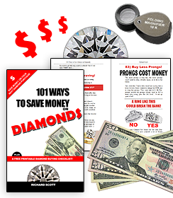 101 Ways to Save Money on Diamonds