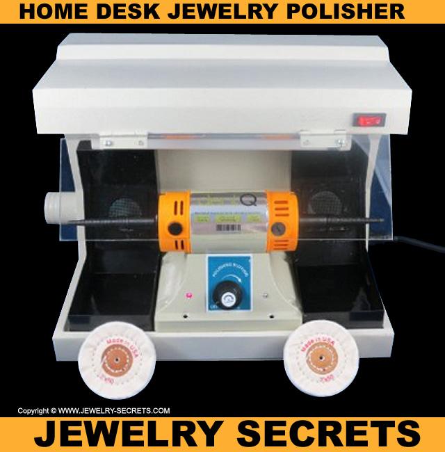 jewelry buffer machine