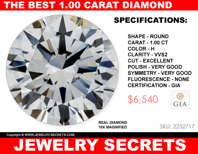 the best 1-00 carat diamond