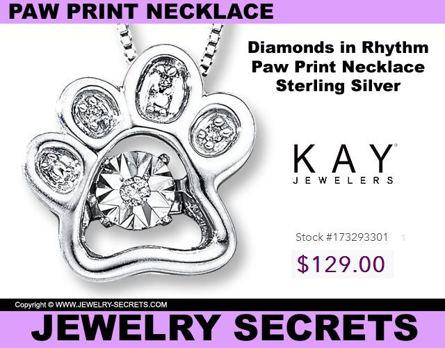 c4f523626 DOG PAW PRINT JEWELRY – Jewelry Secrets