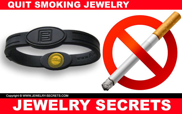 pure energy stop quit smoking band