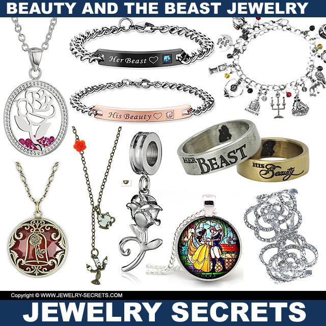 beauty and the beast jewelry jewelry secrets