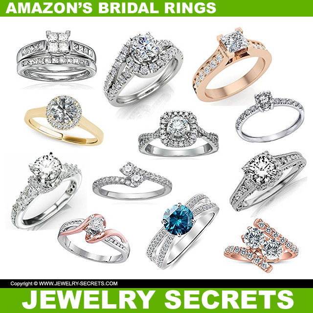 Amazons New Bridal Rings