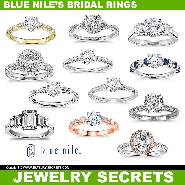 Blue Niles New Bridal Rings