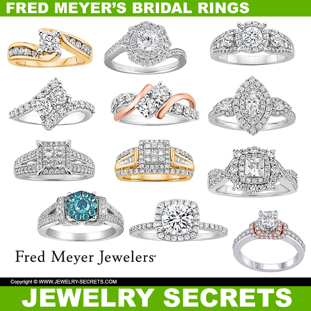 12 Very Cool New Engagement Rings Jewelry Secrets
