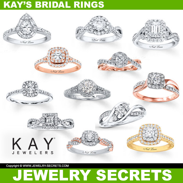 Kay Jewelers has jewelry for all occasions including engagement rings, wedding rings and more. They also carry a wide selection of watches from popular brands such as Movado and Citizen watches. They also have nearly 2, Charmed Memories bracelet charms which are similar to Pandora.