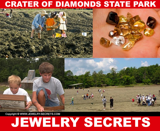 The Crater Of Diamonds State Park