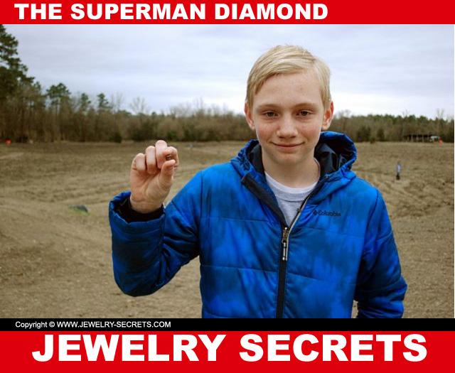 The Superman Diamond 744 Carat