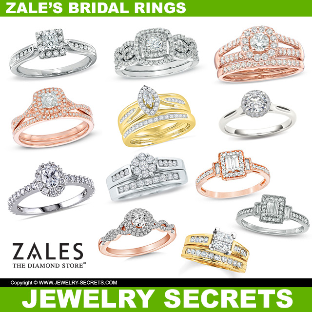 Zales Jewelers New Bridal Rings
