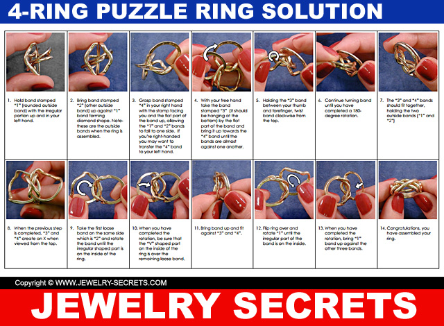 PUZZLE RING SOLUTIONS – Jewelry Secrets