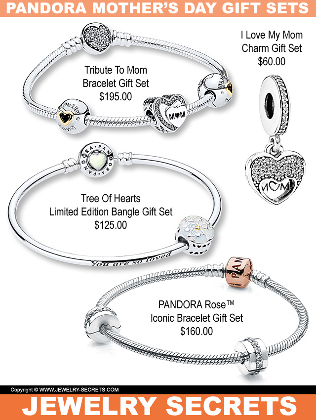 Pandora Mothers Day Gift Sets