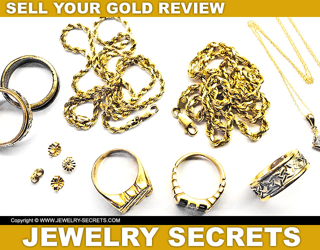 Sell Your Gold Jewelry Items