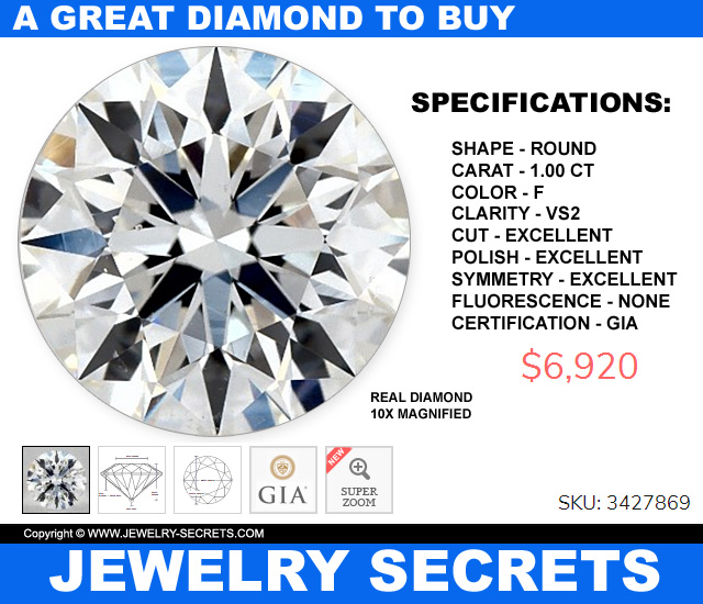 A Great Diamond To Buy