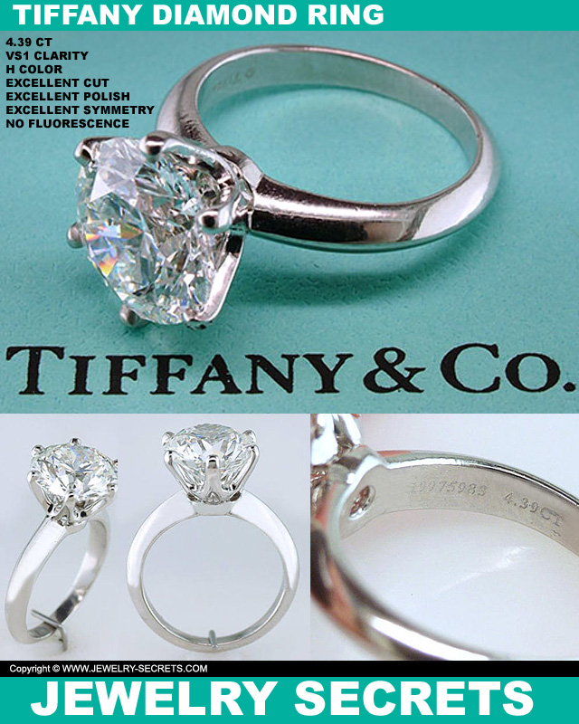 tiffany diamond engagement ring half off jewelry secrets. Black Bedroom Furniture Sets. Home Design Ideas