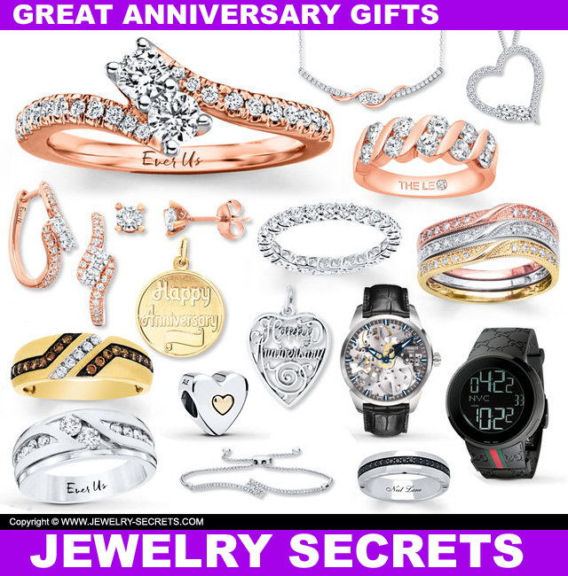 Great Anniversary Gifts