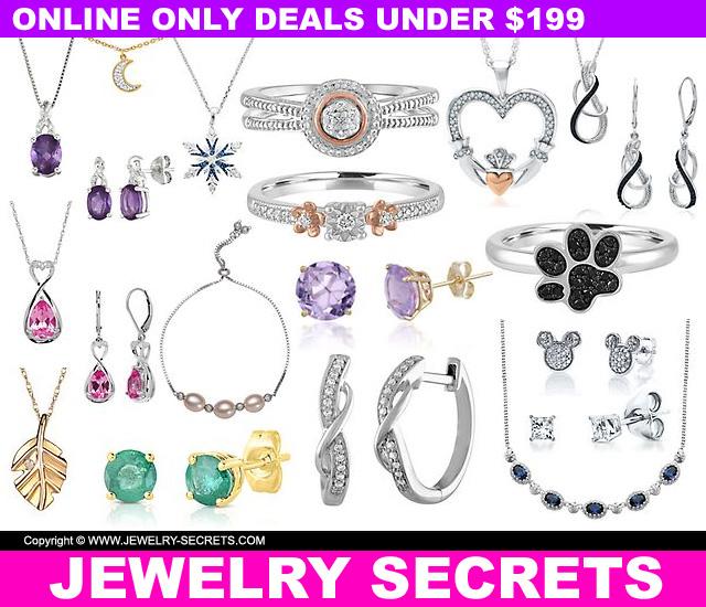Best Jewelry Deals Online Style Guru Fashion Glitz