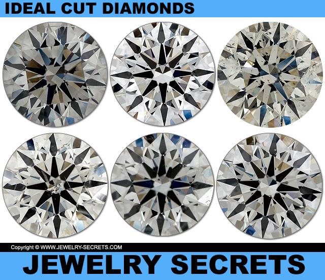 All Diamonds Are Ideal Cut Diamonds