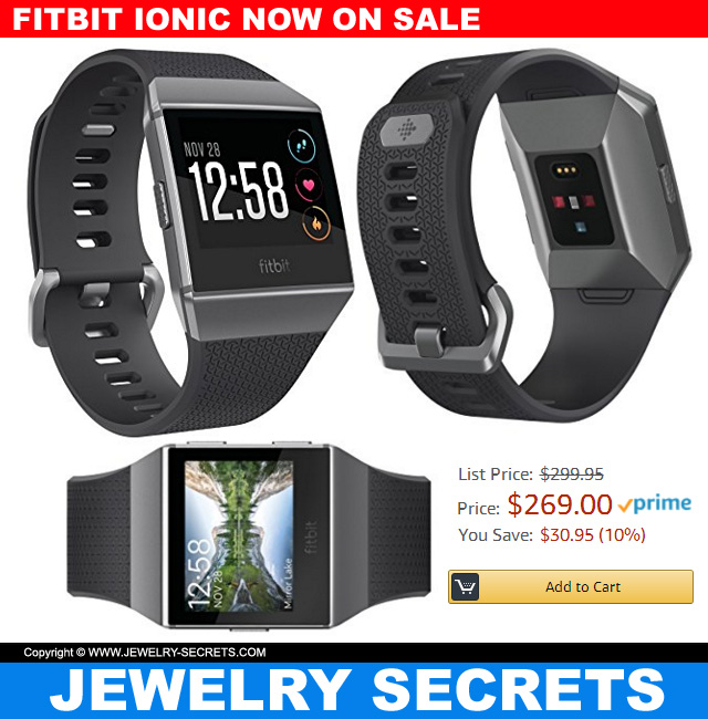 Fitbit-Ionic-Fitness-Tracker-Smartwatch-Now-On-Sale