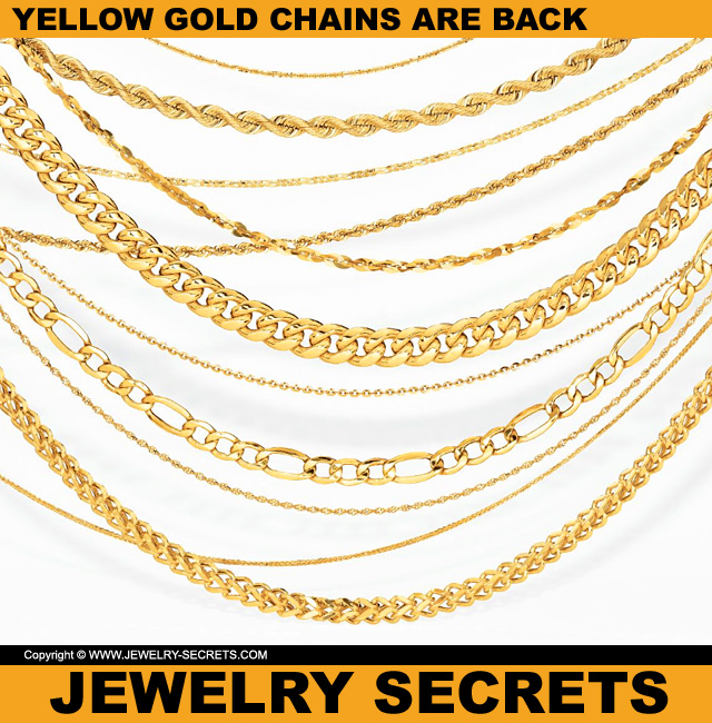 chains french of glod gold convertiable two victorian set