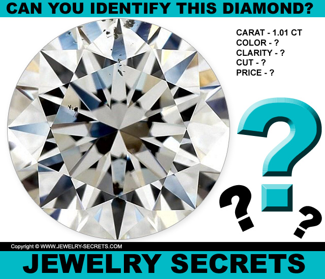 Can You Identify This Diamond Quality