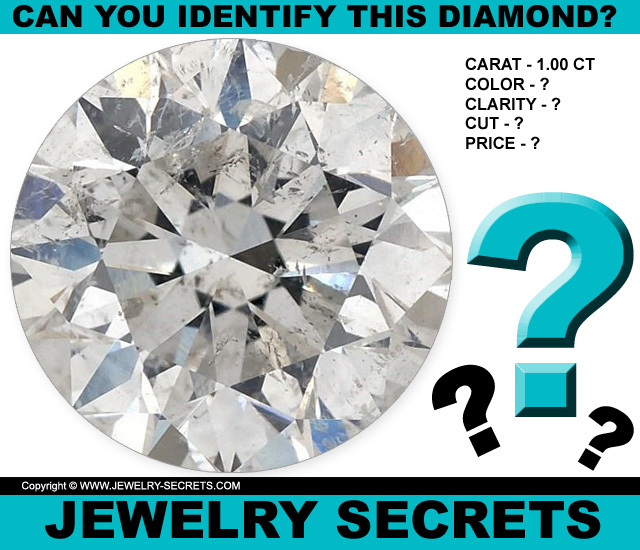 Can You Identify This Diamond Quality 2