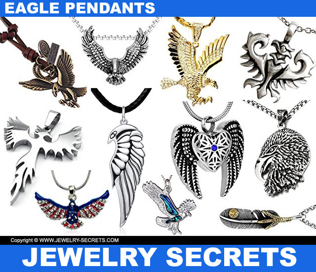 Eagle Pendants