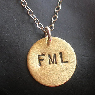 FML Pendant