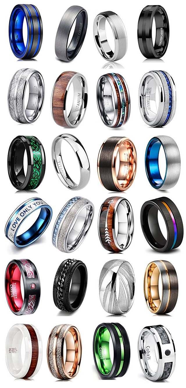 Mens Engagement Rings
