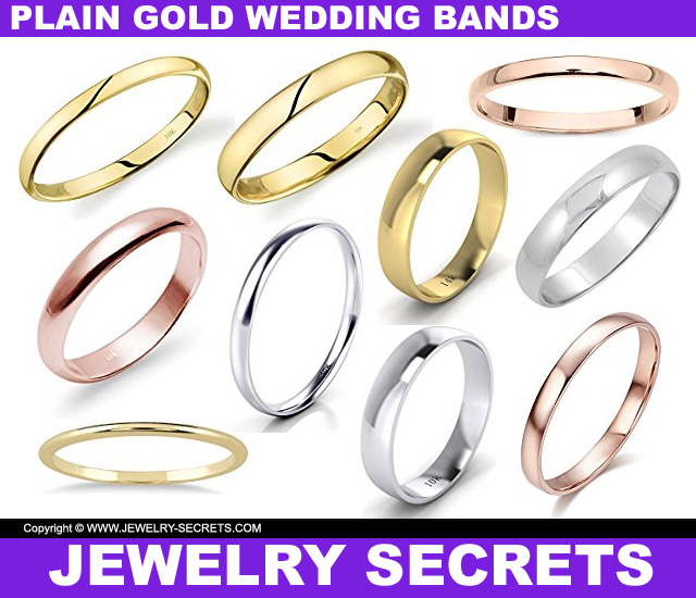 THE 5 MOST COMFORTABLE WEDDING BANDS Jewelry Secrets