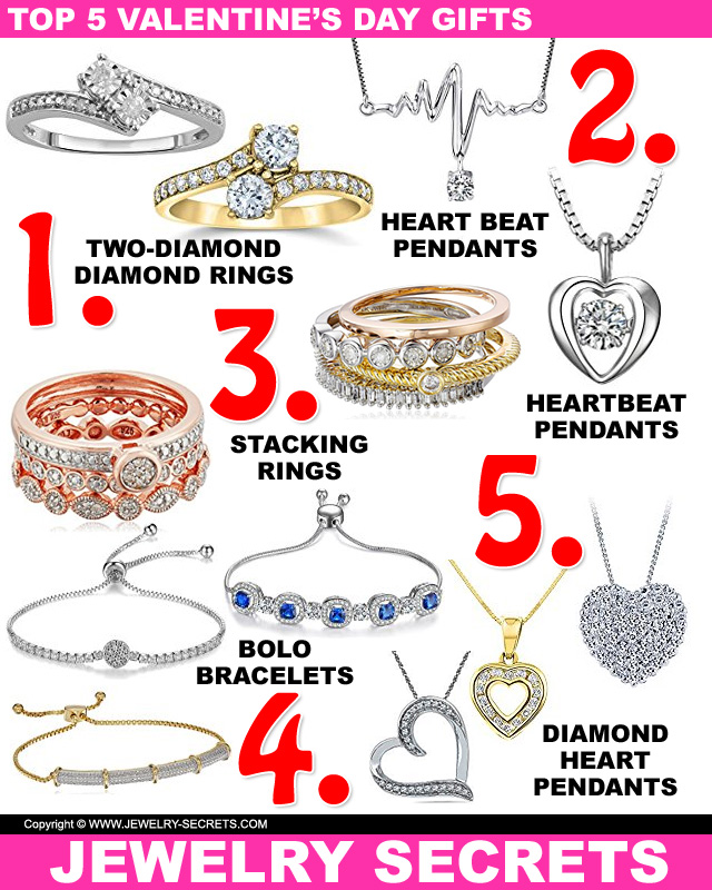 Top 5 Valentines Day Gifts