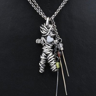 Voodoo Lou Necklace Pendant