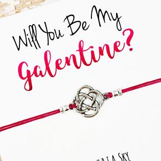Will You Be My Galentine Bracelet