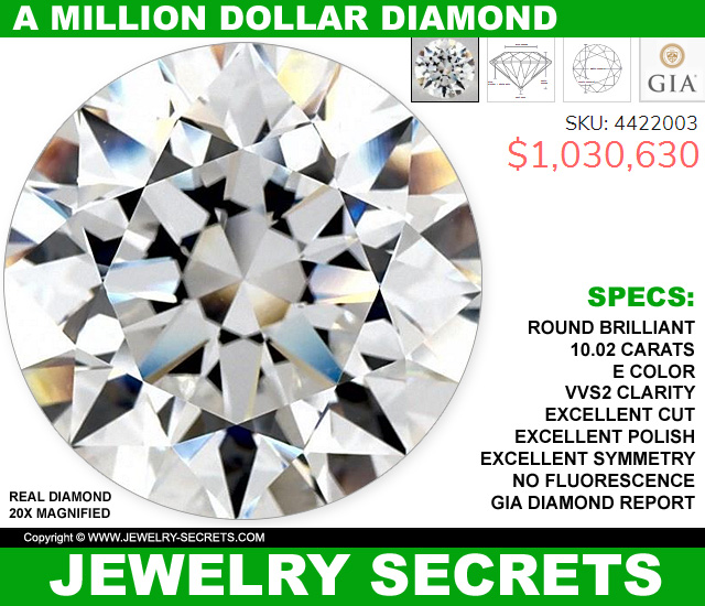 A Million Dollar Diamond