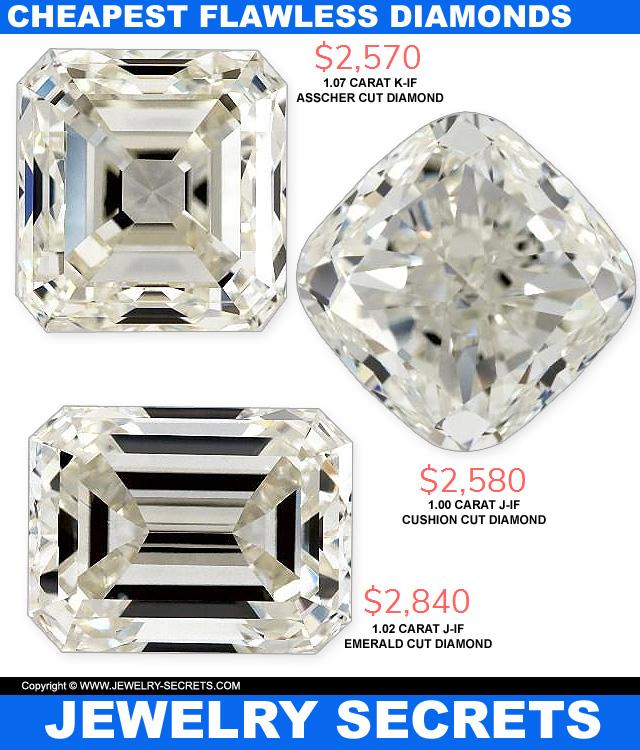 The Est Flawless Diamonds Jewelry Secrets